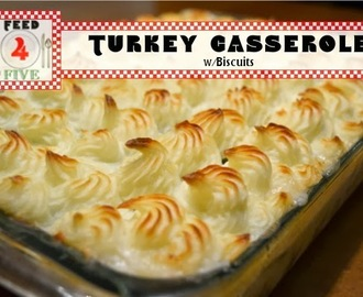 Cheap and Easy Recipes: Turkey Casserole ($4.60) using Thanksgiving Leftovers (FREE)