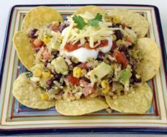 Nachos Rice Salad
