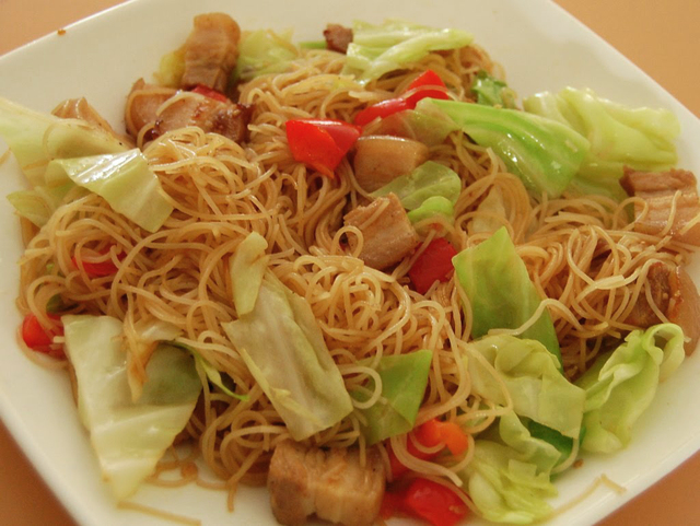Pancit Bihon Recipe