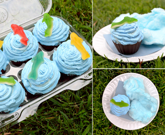 Celebrate Shark Week With Ice Cream Treats