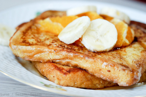 French toast - eller arme riddere