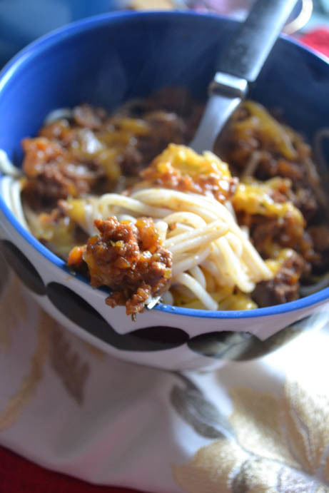 Basic Bolognaise Recipe