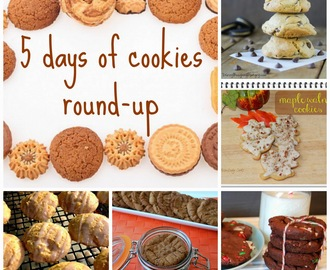 5 days of cookies round-up