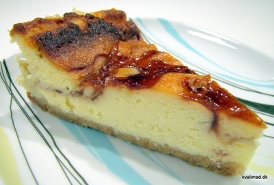 Manhatten style amerikansk cheesecake