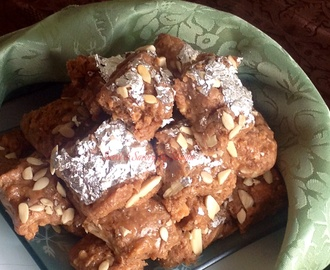Dodha / Indian Milk Fudge with Cracked Wheat ….