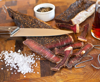 What's so Great about Biltong? (includes recipe)