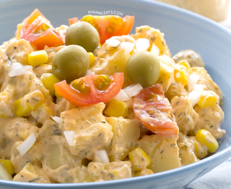 Potato Salad with Vegan Ranch Dressing