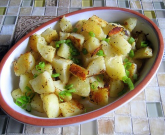Roasted Lemon Potatoes