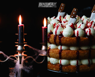 Jack Sparrows furchtbares Blut Törtchen … mein Fluch der Karibik Halloween Sweet Table #3