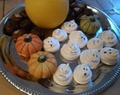Baiser Geister / Meringue / Halloween / Fall in Love