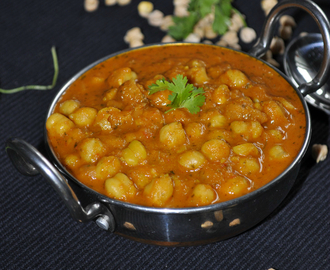 Channa Masala - Version 3