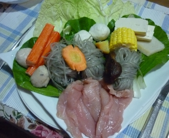 Shabu Shabu at Home