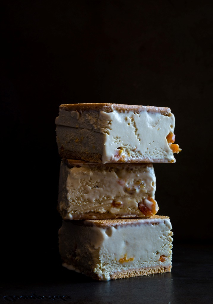 heinstirred wrote a new post, Earl Grey Ice Cream Sandwiches, on the site heinstirred
