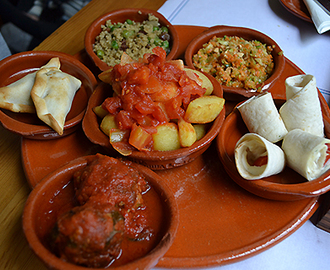Tapas på hollandsk  |  Nerja part III