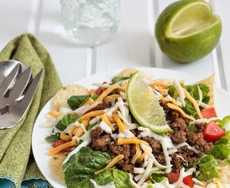 What's Cooking? - Quick Taco Salad Recipe