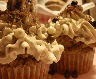 Double capuccino muffins