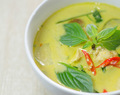 Thai green curry – comfort food with ZING