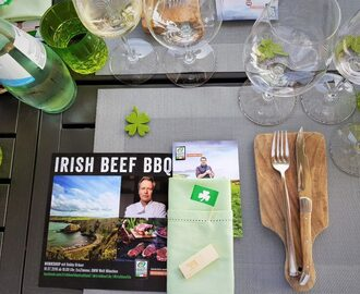 Unterwegs: Irish Beef BBQ Workshop mit Bobby Bräuer