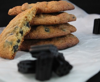 Black Blocks Cookies