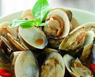 Lachao clams