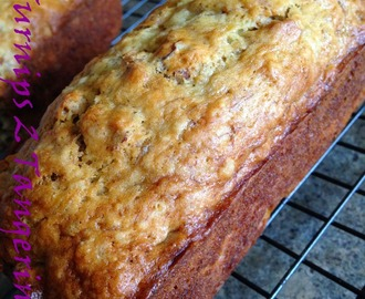 Double Banana Bread