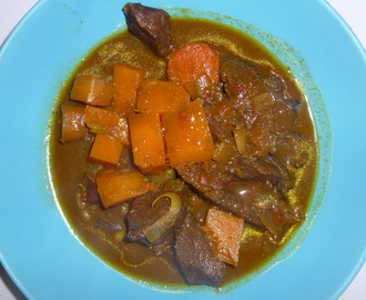 Beef and Carrot Stew with an Asian Twist Recipe