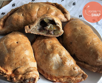 Foodblogswap: niet zo Cornish pasty
