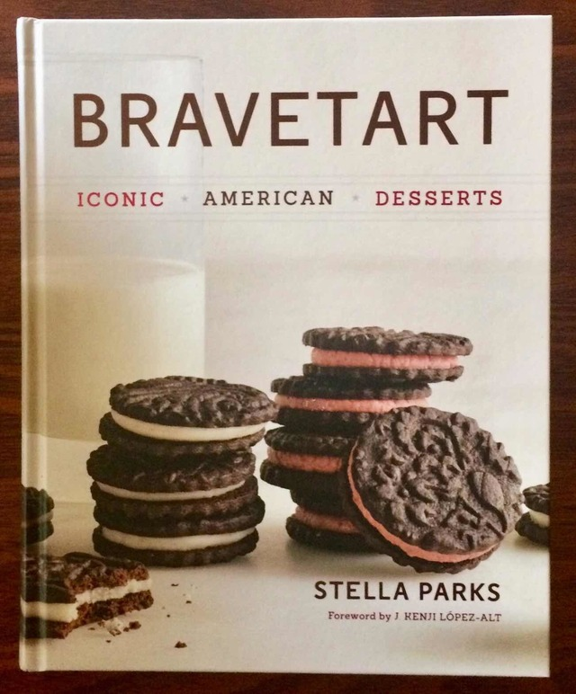 Bravetart - A New Cookbook for My Collection