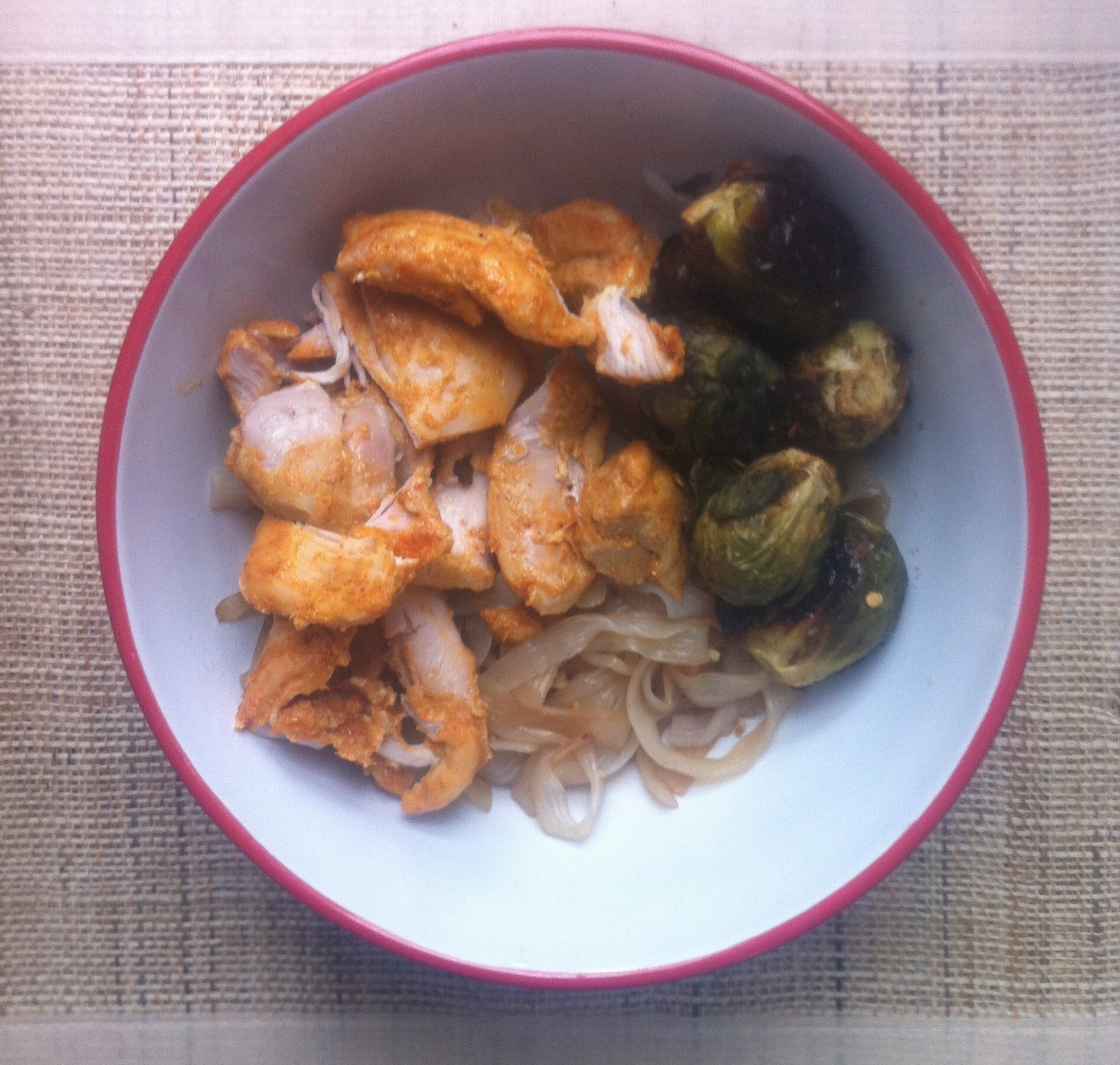 Eating your prospective recipes- What I ate Wednesday