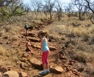 Our first Spring hike at Klipriviersberg Nature reserve