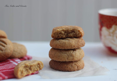 Honey and Ginger Biscuits