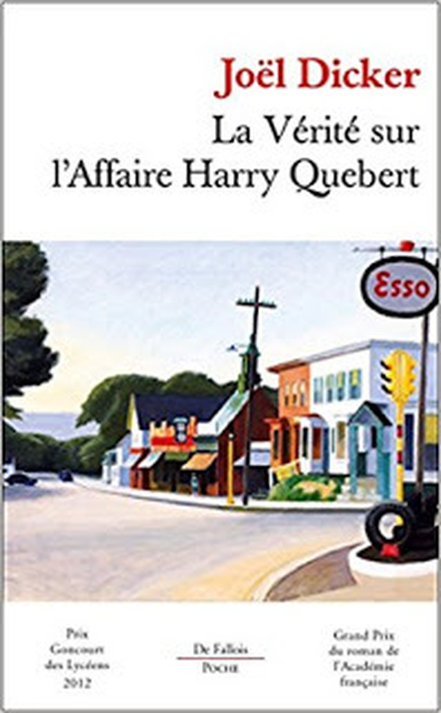 Update lecture : la vérité sur l'affaire Harry Quebert