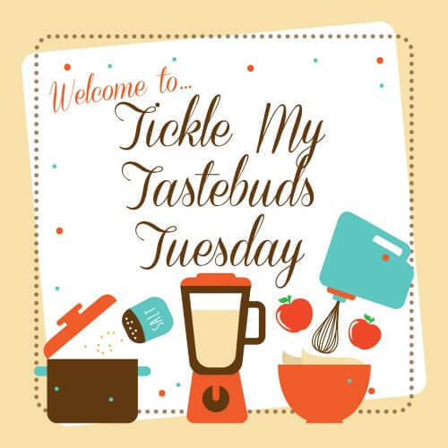 Tickle My Tastebuds Tuesday #207 is LIVE featuring Pasta!!