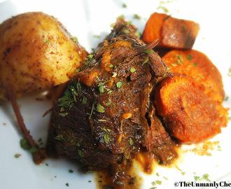 5 Days 5 Lunches: Pot Roast