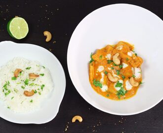 Indiase curry: butter chicken recept – murgh makhani
