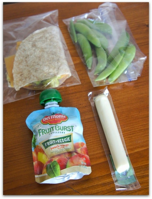 60 Back to School Lunch Box Ideas (and a Del Monte coupon offer)