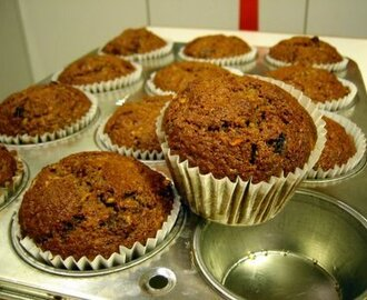 VRC 2: Morning Glory Muffins