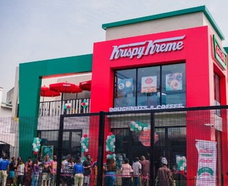 CELEBRATE 81 YEARS WITH KRISPY KREME!