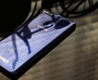 TAKE NOTE OF ALL THE SPECTACULAR FEATURES PRESENT ON THE INFINIX NOTE 5