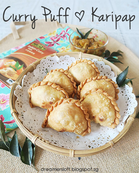 Curry Puff | Karipap