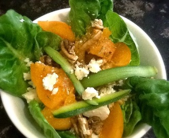{Recipe} - Apricot , Walnut and Feta salad ...