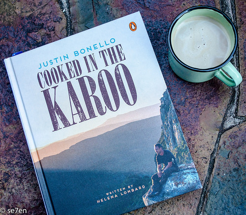 Justin Bonello's Cooked in the Karoo – A Review and GiveAway.