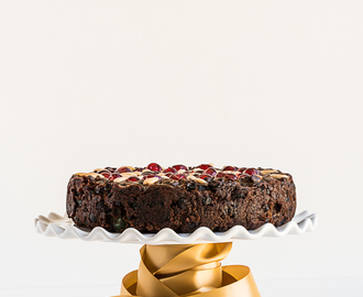 heinstirred commented on the post, Flourless Chocolate Fruit Cake, on the site heinstirred