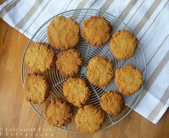 Chickpea and almond biscuits - naturally gluten free