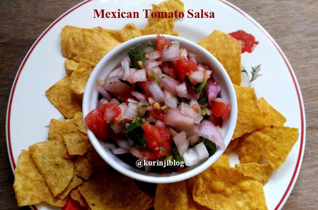 Mexican Tomato Salsa Recipe | International Recipes