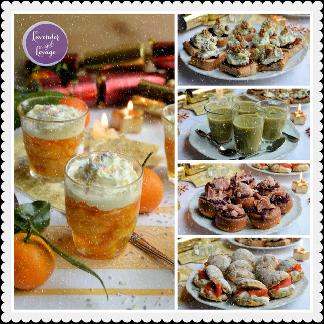 It's Party Time! A Fabulous Collection of Canapés & Party Food Recipes