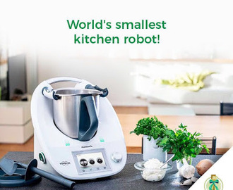 Your Kitchen Robot