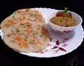 Oats Uthappam recipe/ Simple Break fast Recipe