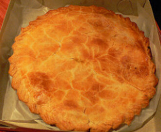 The Original Coconut Pie