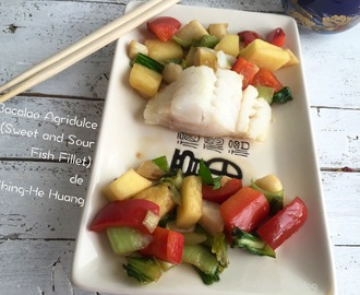 Sweet and Sour Fish Fillets (Bacalao Agridulce) de Ching-He Huang